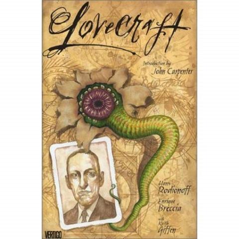 Película Lovecraft Creadores Game of Thrones