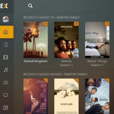 Plex Servicio Streaming México