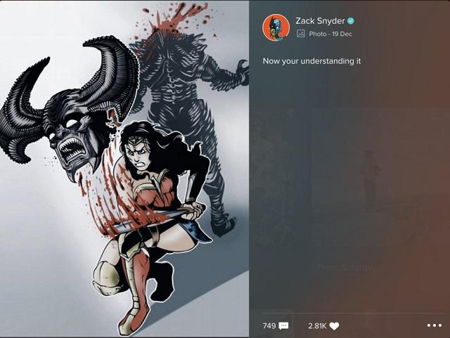 Snyder Cut-Steppenwolf-Wonder Woman