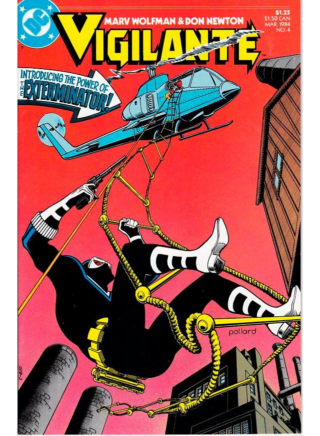 Vigilante DC Comics