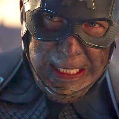 Capitán América Avengers Endgame