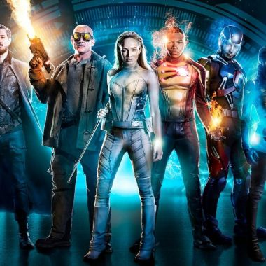 DC Legends of Tomorrow Nuevo Personaje