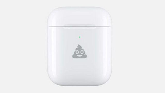 Emoji Airpods Apple
