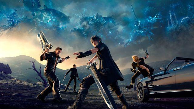 Final Fantasy XV MMORPG