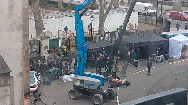 Fotos filtradas del set de Batman