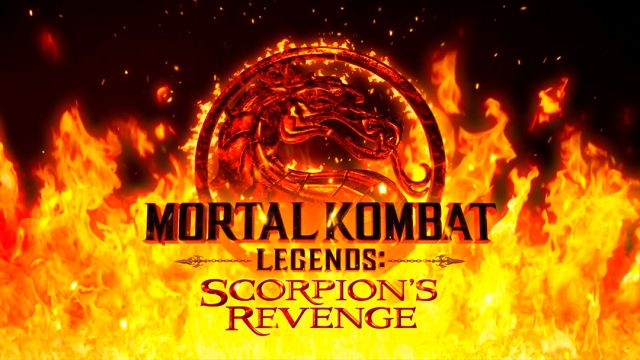 Mortal Kombat Legends Scorpions Revenge