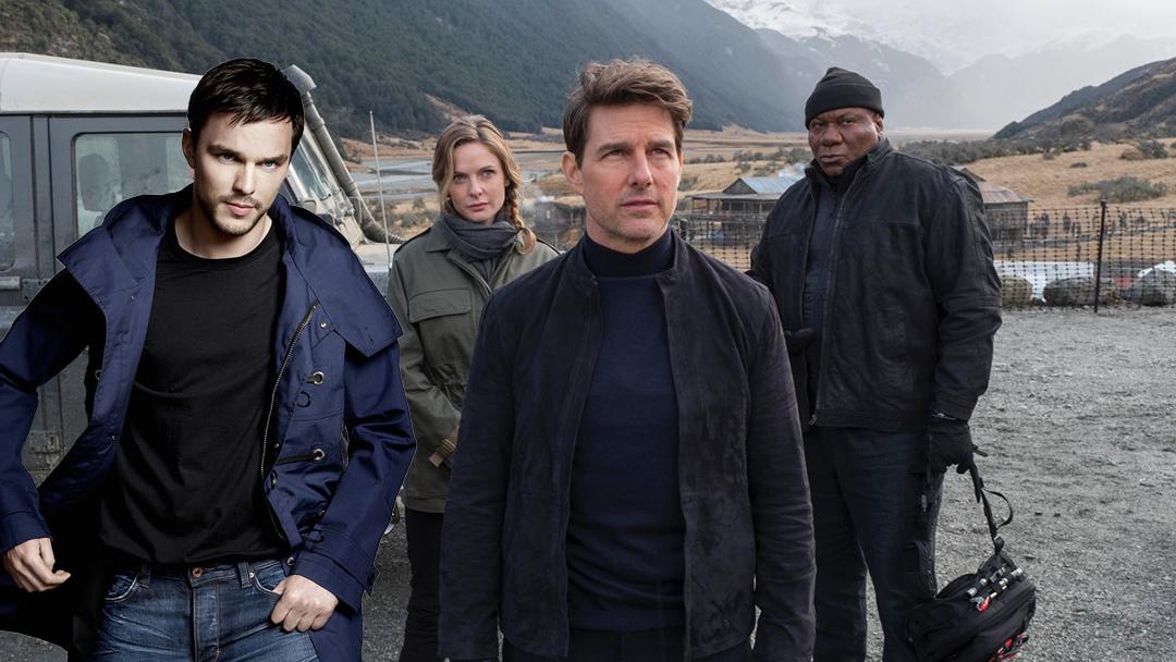 Nicholas Hoult se suma a Tom Cruise — Misión Imposible