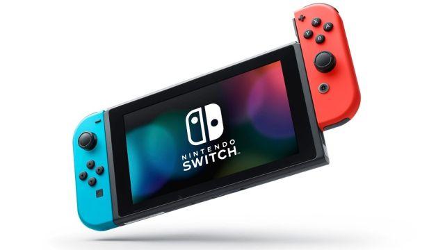 Nintendo Nuevo Switch 2020