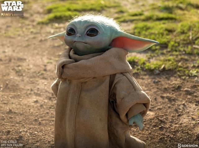 Nueva Figura Baby Yoda