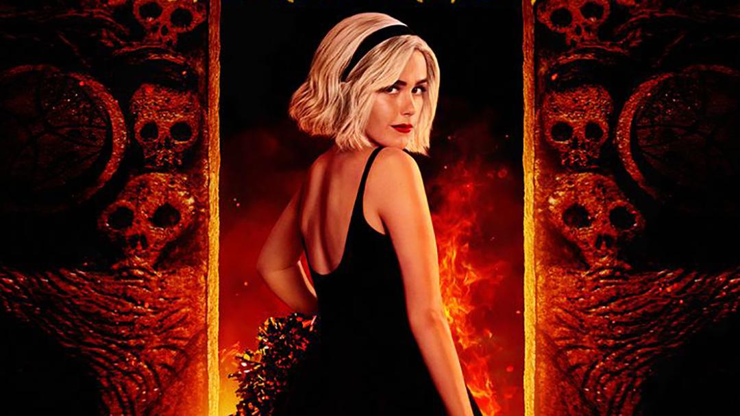 Sabrina es porrista en el póster de la tercera temporada de ...