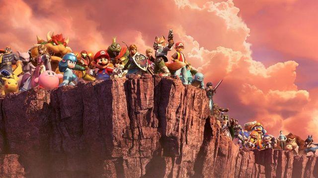 Super Smash Bros Ultimate Nuevos Personajes DLC