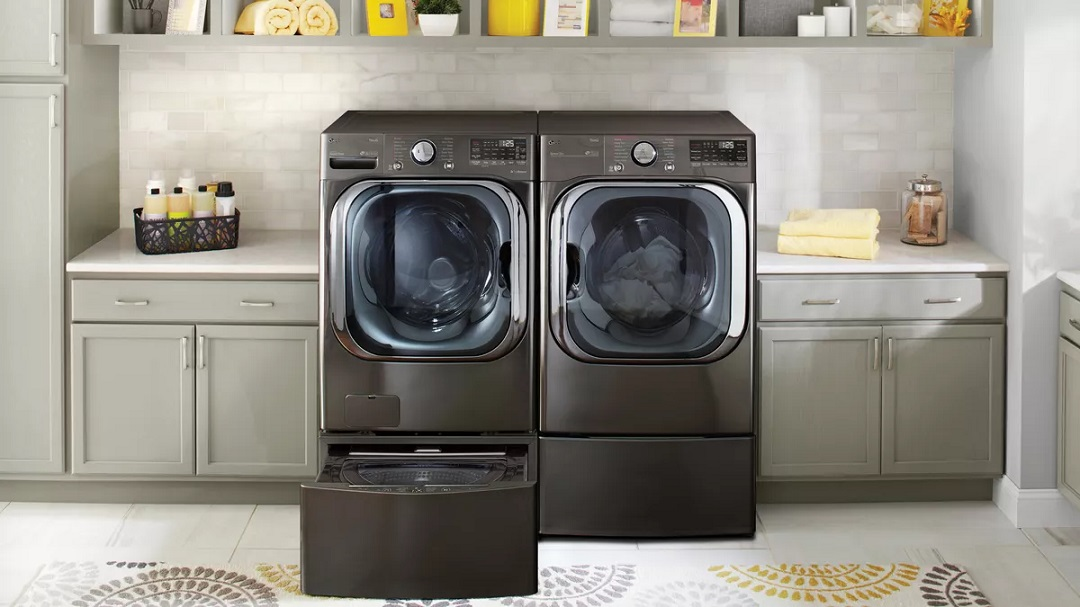 ThinQ Washer LG