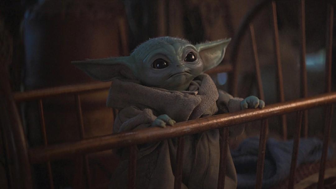 Baby Yoda 5 millones de dólares