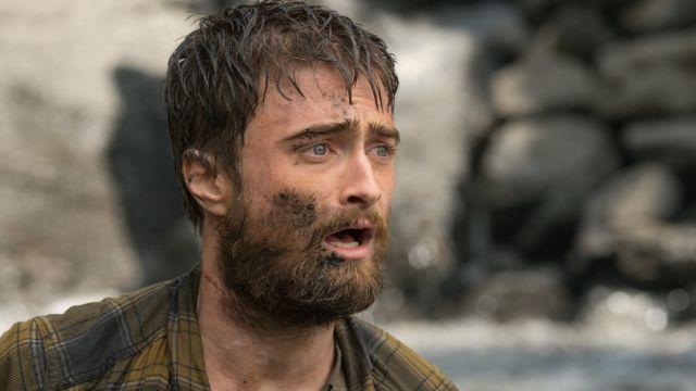 Daniel Radcliffe vagabundo