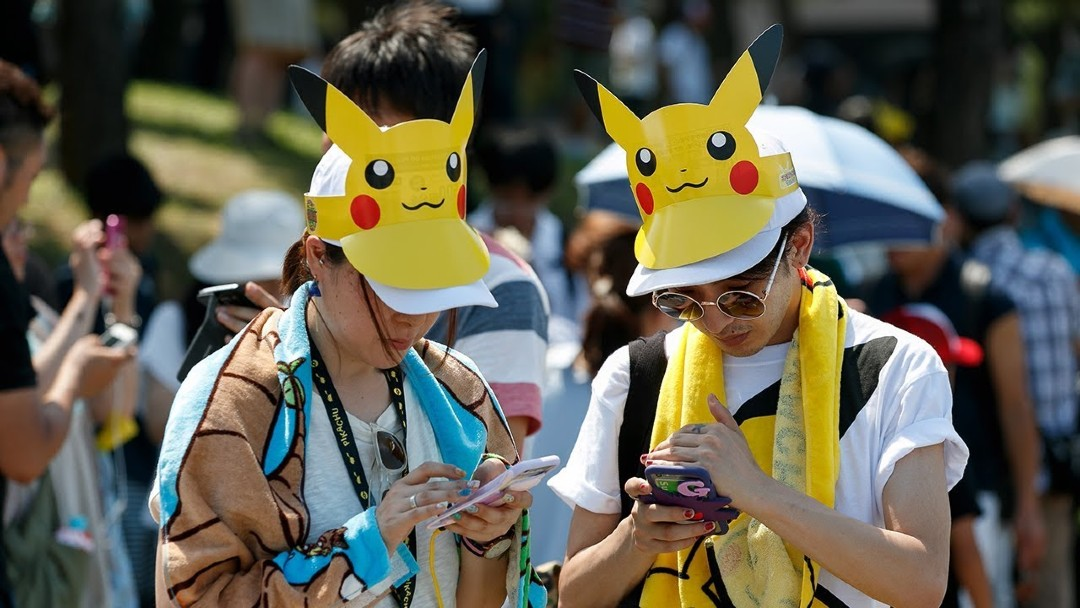 Pokémon Go 2019 894 millones dólares