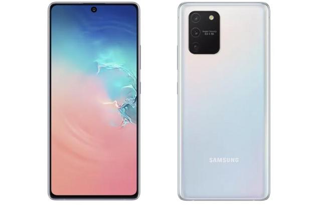 Nuevo Samsung Galaxy S10 Lite