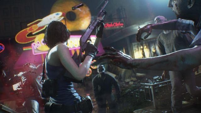 Resident Evil 3 Nemesis Remake Detalles