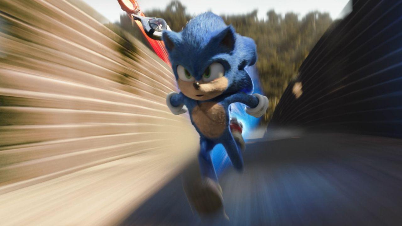 Sonic the Hedgehog la película reseña