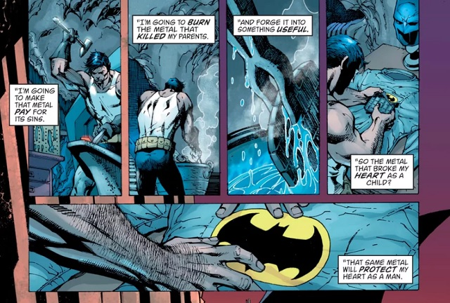 Batman Traje DC Comics