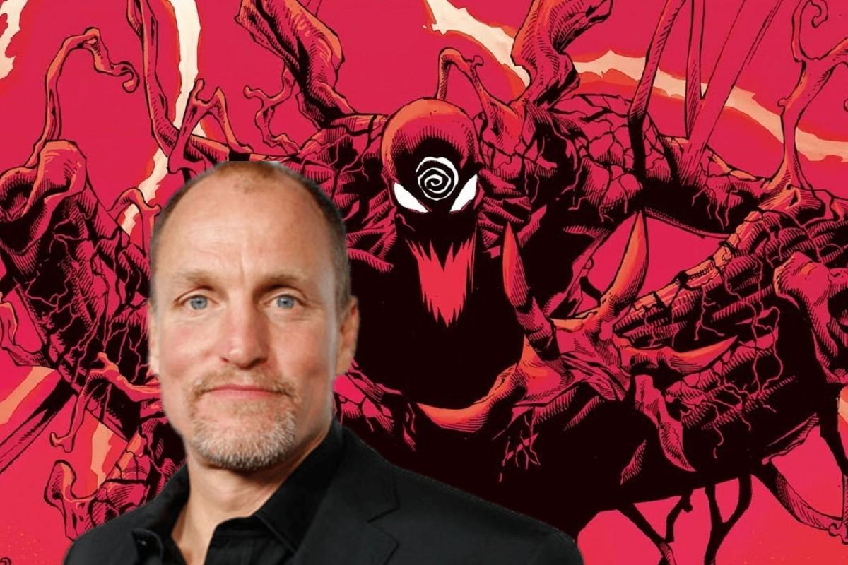 Venom 2: Filtrada una escena del rodaje con Woody Harrelson