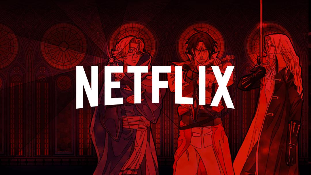 Imagen de Castlevania de Netflix