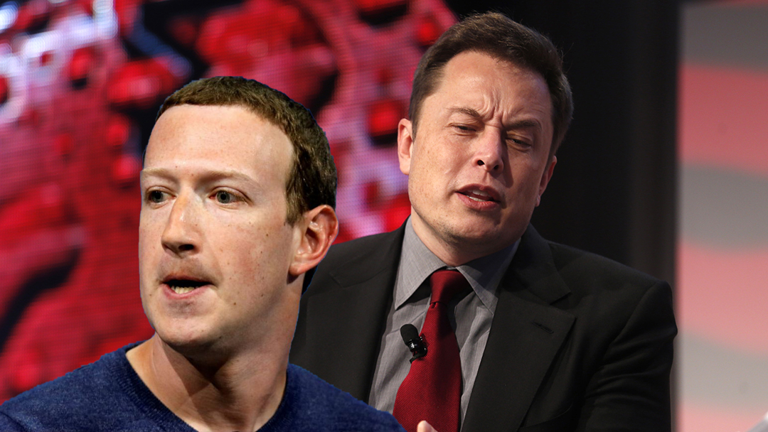 Elon Musk Contra Mark Zuckerberg y Facebook
