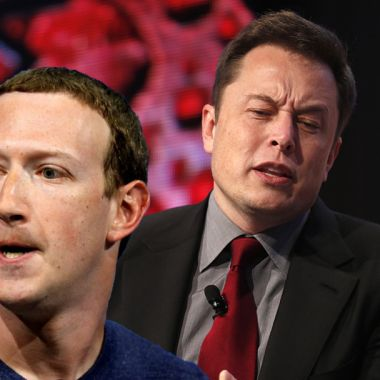 Elon Musk Contra Mark Zuckerberg y Facebook