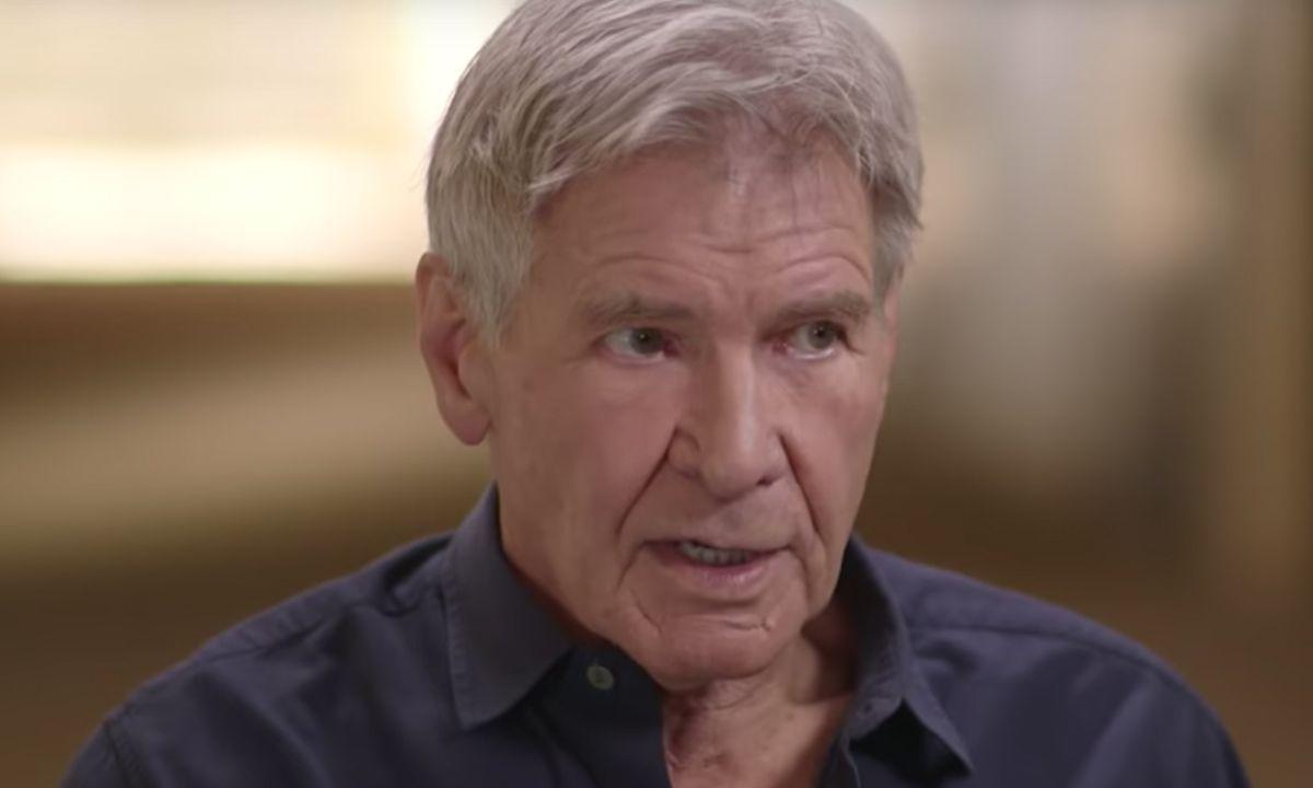 Harrison Ford Entrevista