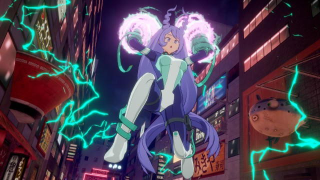 Captain Tsubasa My Hero One's Justice