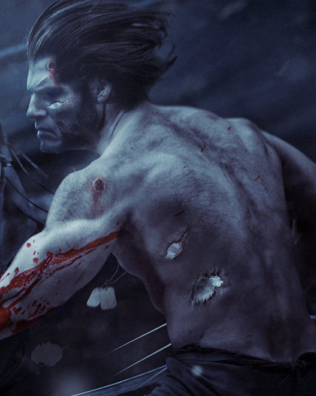 Wolverine Henry Cavill