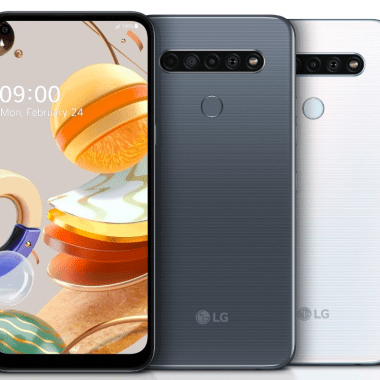 EL nuevo gama media de LG