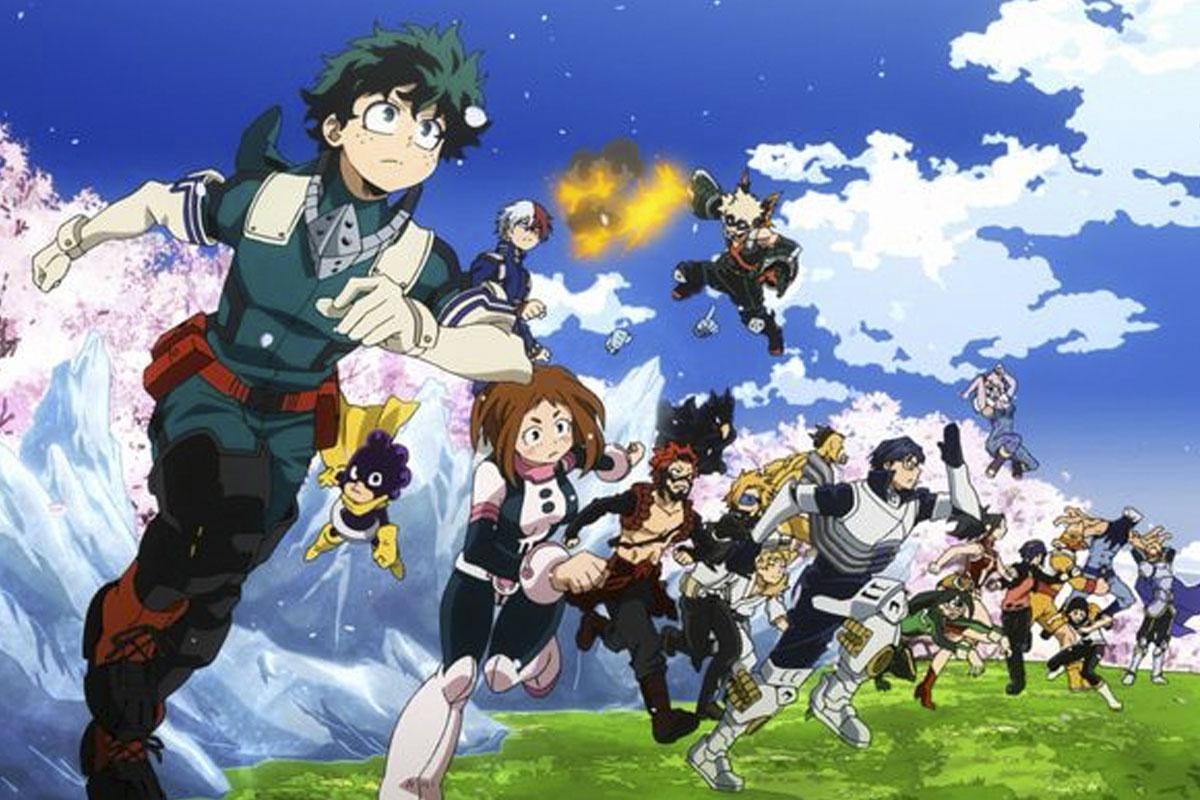 My Hero Academia Manga No Tendrá Episodio