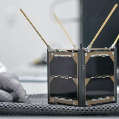 Nanosatélite Mexicano AztechSat 1