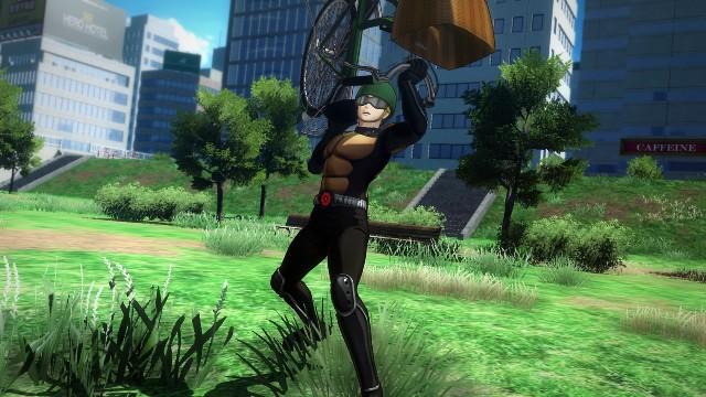 Captain Tsubasa One Punch Man A Hero Nobody Knows