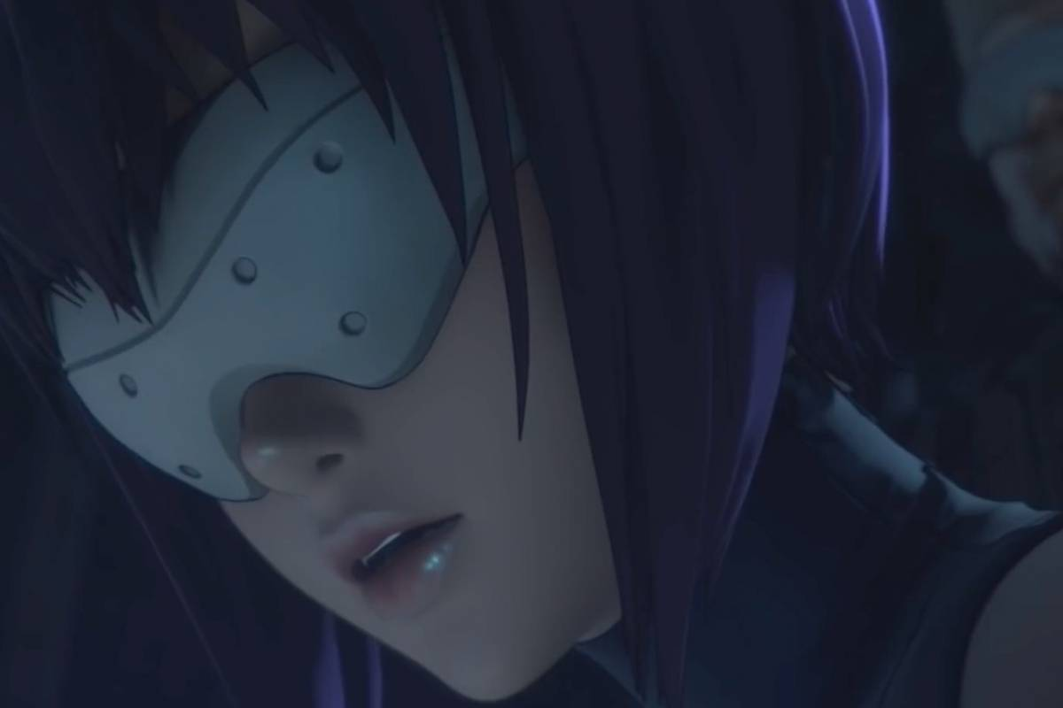 Ghost in the Shell SAC_2045 Ending