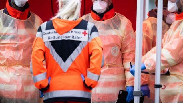 Alemania Muertes Coronavirus