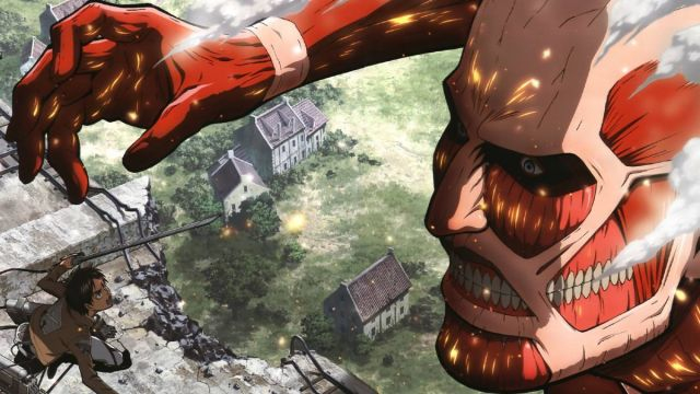 Attack on Titan Shingeki no Kyojin