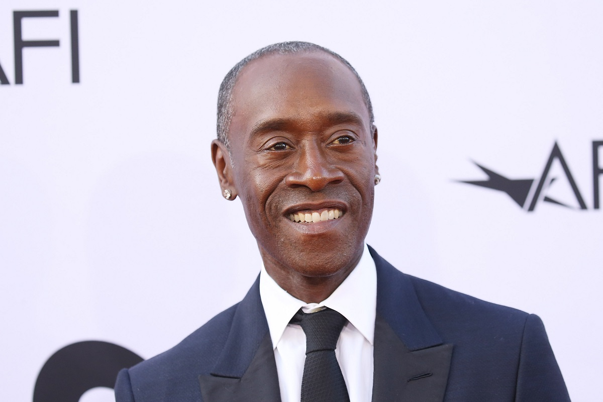 Don Cheadle black lives matter policia