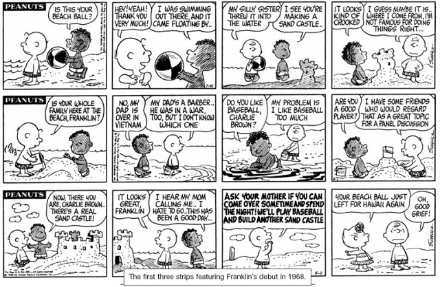 Franklin Charlie Brown
