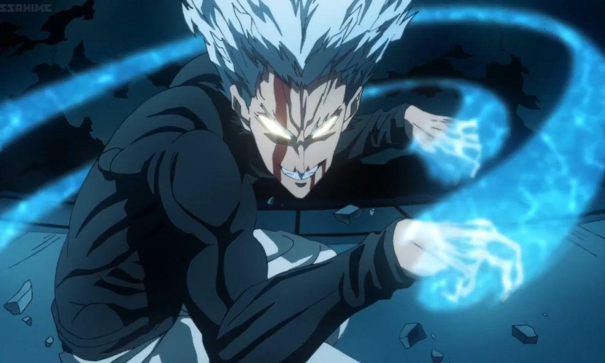 Garou One-Punch Man