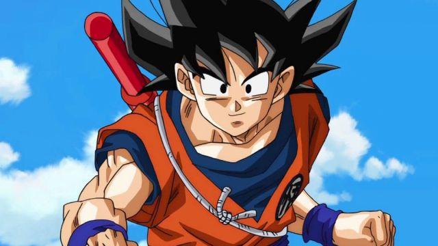 Goku_Dragon Ball_Gohan