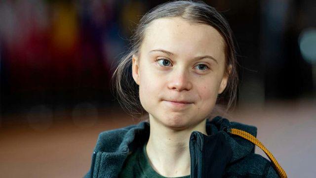 Greta Thunberg Coronavirus Covid-19