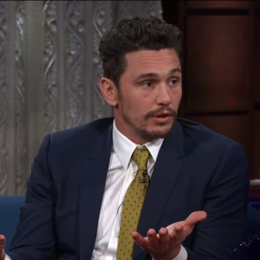James Franco Acoso Sexual
