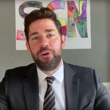 John Krasinski YouTube