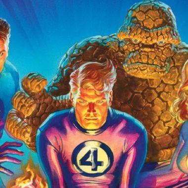 Los Cuatro Fantásticos Captain Marvel 2 (2)