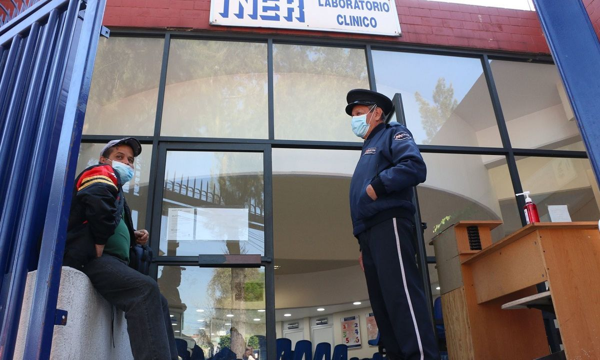 Muere Paciente México Coronavirus