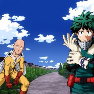 My Hero Academia One Punch Man