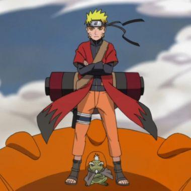 Naruto Hora de Aventura