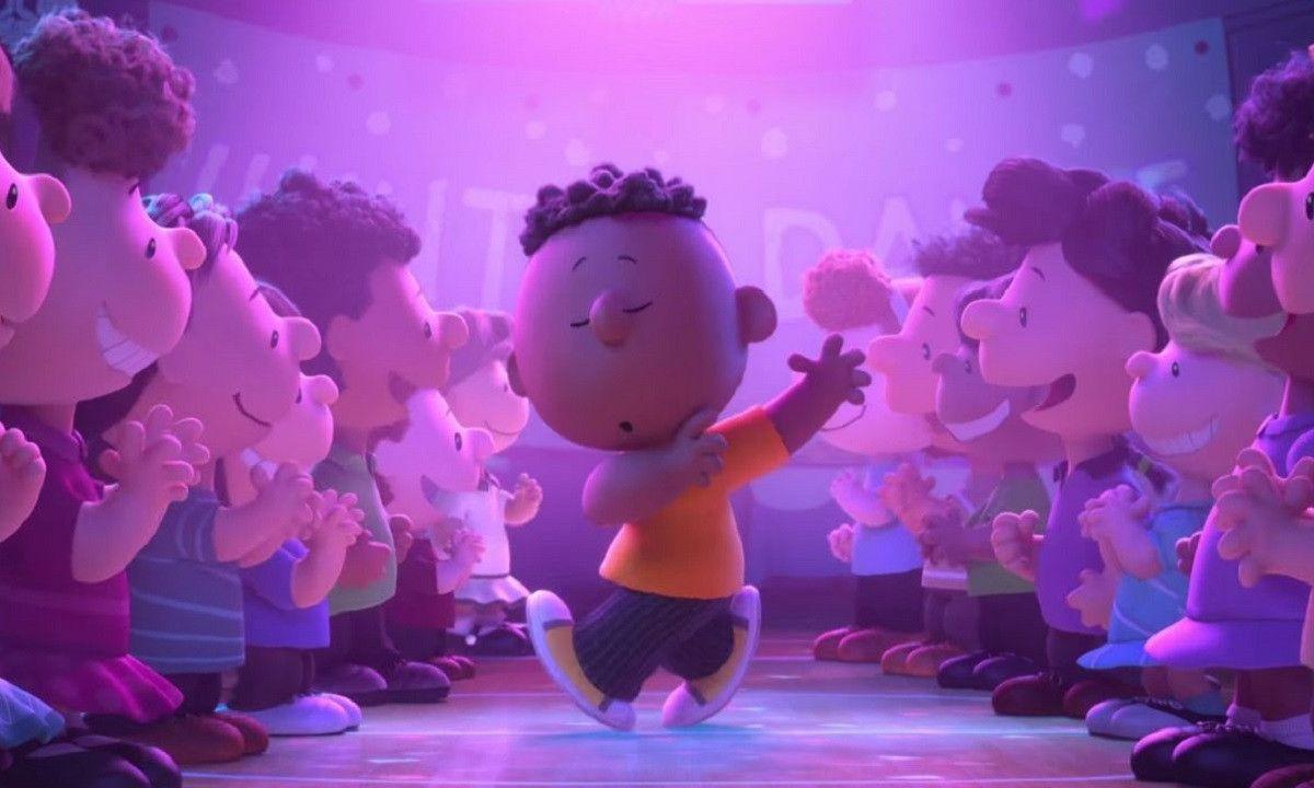 Peanuts-Franklin-Harriet Glickman (1)