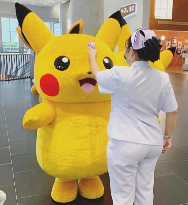 Pikachu Coronavirus